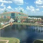 Walt Disney World Swan and Dolphin resmi