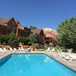 Photo de Best Western Zion Park Inn