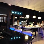 Moka breakfast and coffee bar