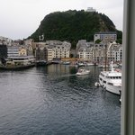 View from the room - number 402