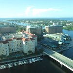 ภาพถ่ายของ Tampa Marriott Waterside Hotel and Marina