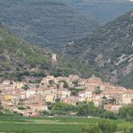 approach to Minervois