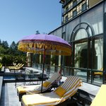 Foto de Wildflower Hall, Shimla in the Himalayas