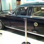 Mr. Nixon's Presidential Limousine - a Lincoln Continental