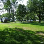 Four Mile Creek Campground Foto