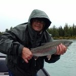 صورة فوتوغرافية لـ ‪Alaska Fishing Lodge / Soldotna Bed and Breakfast Lodge‬