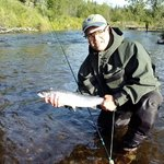 Foto di Alaska Fishing Lodge / Soldotna Bed and Breakfast Lodge