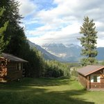 Foto de Mount Robson Lodge & Robson Shadows Campground