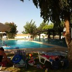 Rodos Star. Lovely pool area.