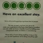 Not sure if this is against TripAdvisor policy, but it's very telling.