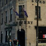 Foto van The Lord Nelson Brewery Hotel