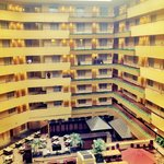Foto Embassy Suites Hotel Baltimore BWI - Washington Intl. Airport