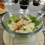 Caesar Salad at Castaways