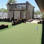 Driving Range and Putting Greens