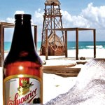 Good Mexican beer delivered to your cabana