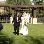 Wedding at Hotel Park City