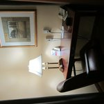 Desk Area - King Bed Hotel Room - Holiday Inn Branchburg