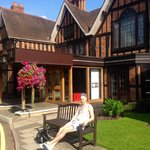 Macdonald Alveston Manor Hotel Foto
