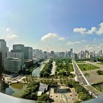 Imperial Palace View (from 23rd floor)