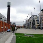 smithfield with jameson distillery and the hostel