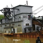 The Dredge! Great Descriptions of it's operation