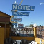 Photo of Mt. Whitney Motel