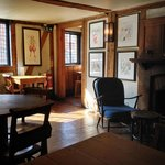 One of the pub rooms