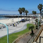 PB Boardwalk and Crystal Pier