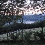 Sunrise View from Brandy House Farm B&B
