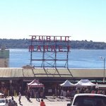 Pike Place Market Foto