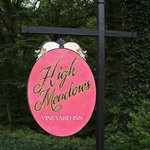 Foto de High Meadows Vineyard Inn