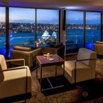 Sweeping views from Club InterContinental