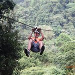 zip-lining close by but book ahead to ensure a spot