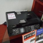 In room Printer