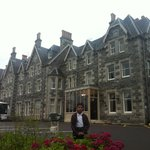 Ben Wyvis Hotel Strathpafer Scotland highlands