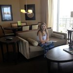 Suite at Doubletree North Miami