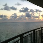 Sunrise at Doubletree North Miami