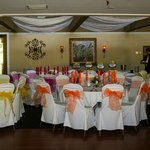 Wedding Reception in the San Vicente Room