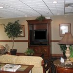 Holiday Inn Express Laurinburg Foto