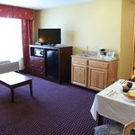 Φωτογραφία: Holiday Inn Express Hotel and Suites Richland