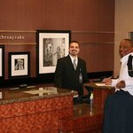 Hampton Inn & Suites Chesapeake-Battlefield Blvd. Foto
