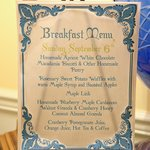 Foto de Scarborough Fair Bed & Breakfast