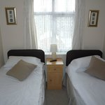 Room start from 29 GBP pp/night