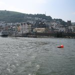 Dartmouth from Boat