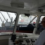Watermark tour with Captain Garry