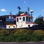 Army Corps of Engineers tugboat