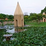 A 280 year Hindu temple for Lord Shiva at Oberoi Rajvilas in Jaipur