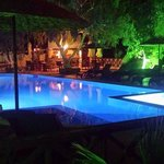 Pool Area - Hotel Artemis