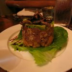 The eel avocado app I mentioned in my review - Chef Pabro is amazing!