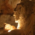 face in caves